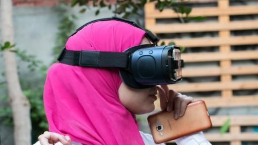 From Fab Lab Egypt's panel discussion entitled: Is Virtual Reality the Next Big Thing?