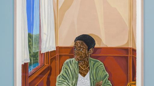 Toyin Ojih Odutola's Testing The Name