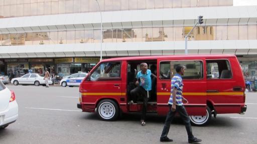 Minibus Taxis