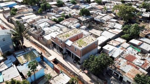 Casas Melhoradas project in Maputo