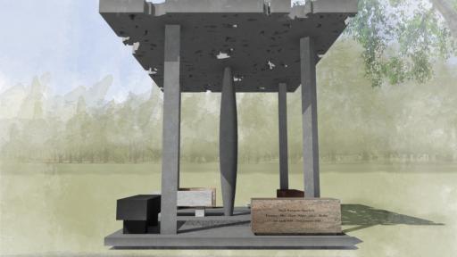 Hugh Masekela memorial pavilion