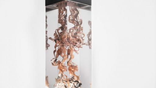 Neri Oxman's melanin-infused architectural materials