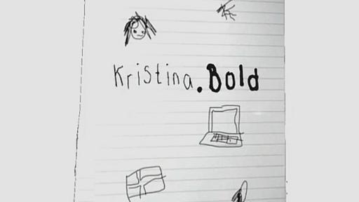 Kristina.Bold