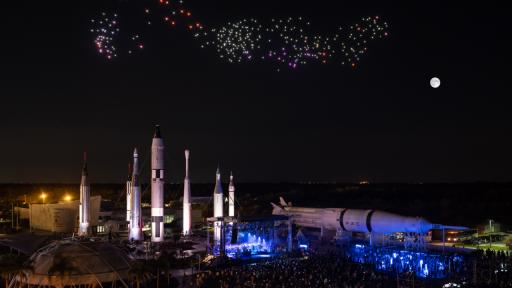July 2019, NASA's Kennedy Space Center - Photo: Ossip van Duivenbode