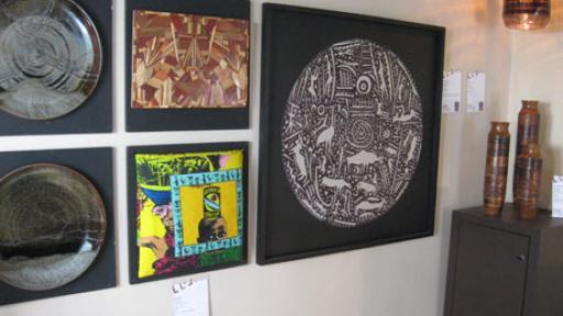 Cape Creative Exhibition. Photo: Courtesy Cape Craft & Design Institute.