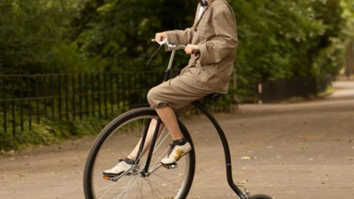 Penny Farthing.