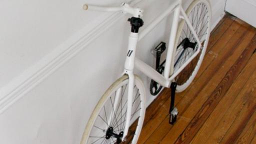 Thin Bike.