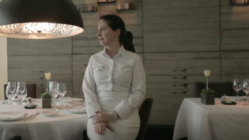 Hailed as one of the world's greatest chefs, Elena Arzak manages to combine traditional cooking with modernity.
