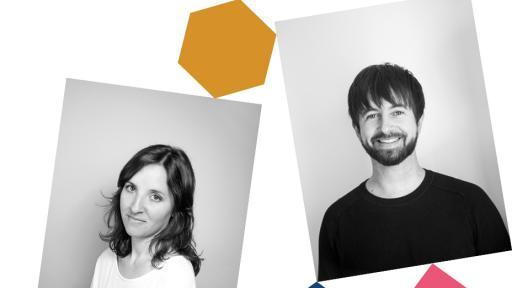 NM type Noel Pretorius and Maria Ramos