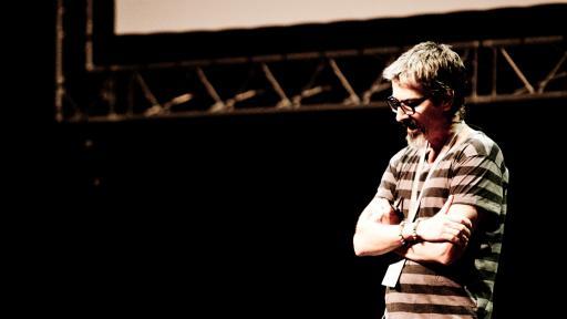 Richard Hart at Design Indaba 2011