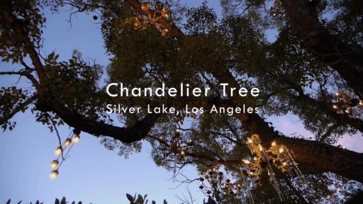 Chandelier Tree.