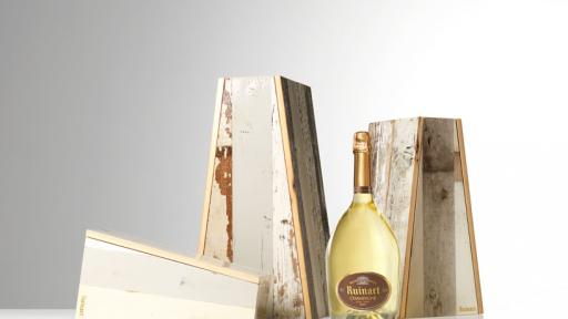 #FilmFestFridays present Piet Hein Eek thinking outside the box for Ruinart Blanc de Blancs
