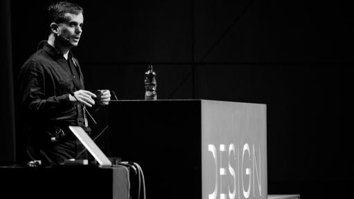 Oscar Diaz at Design Indaba Conference 2013.