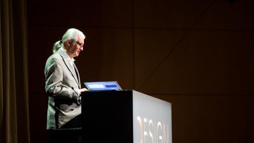 Matthew Carter at Design Indaba Conference 2013.
