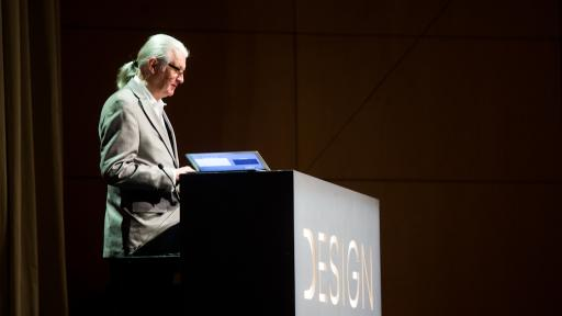 Typographer Matthew Carter at Design Indaba Conference 2013.