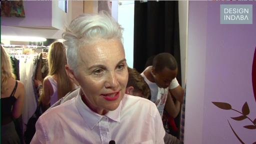 Jackie Burger at Design Indaba 2014