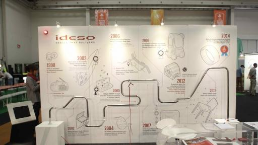 Ideso's Most Creative Stand at Design Indaba Expo 2014.