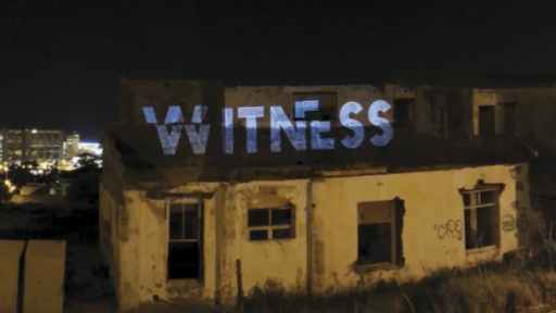 """Witness"" by Haroon Gunn-Salie"