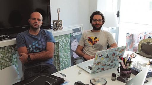 Ali Ali, film director at Elephant, Cairo, on unconventional design