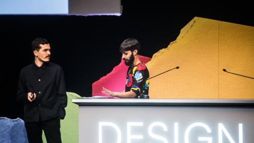 Italian design duo Studio Formafantasma use talking and collaborating as core tools in its design process.