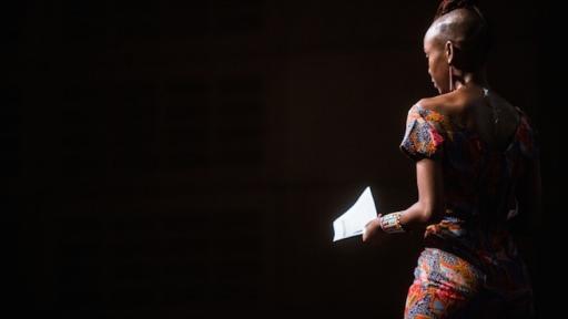Ng'endo Mukii uses animation to challenge perceptions.