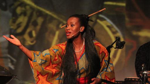 Song Queen: A Pidgin Opera. Image: Claire Shovelton