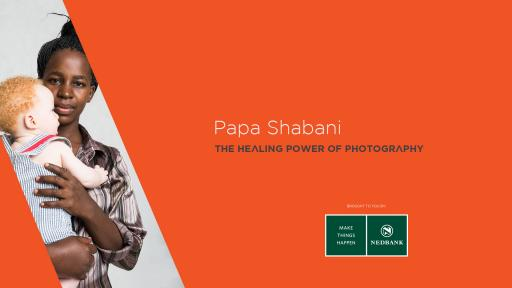 Papa Shabani: The healing power of photography