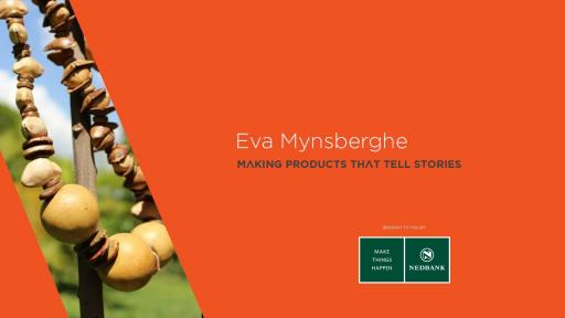 Eva Mynsberghe: Making products that tell stories