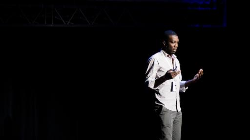 Christian Benimana at Design Indaba Conference 2016