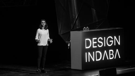Yogita Agrawal at Design Indaba 2016
