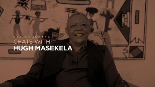 Design Indaba Chats with Hugh Masekela