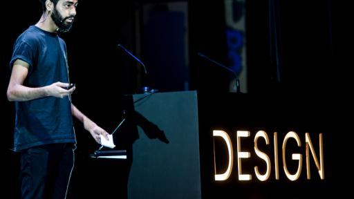 Arjun Harrison-Mann at Design Indaba Conference 2017