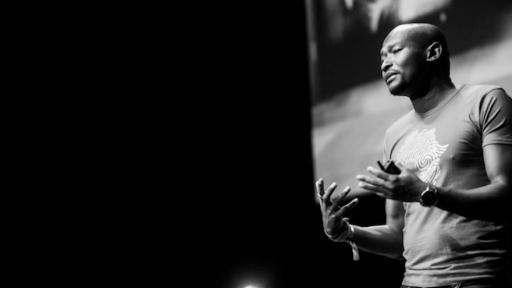 BRCK's Mark Kamau at the Design Indaba Conference 2018