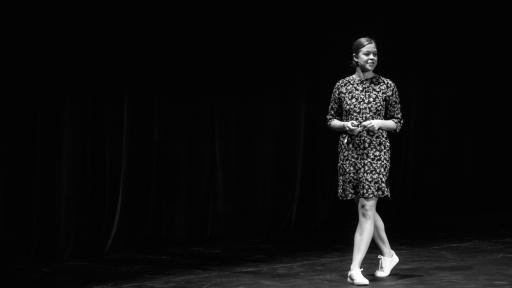 Aleksandra Gosiewski at Design Indaba 2018