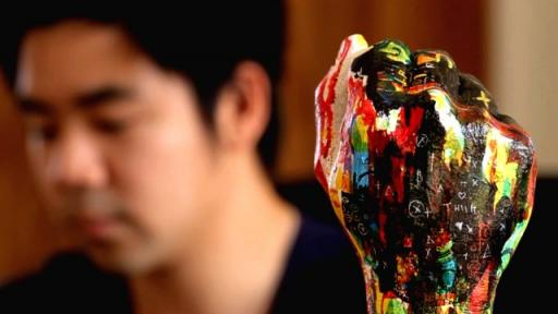 Daniel Ting Chong by Alasdair McCulloch