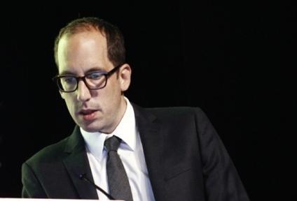 Christoph Niemann at AGI Open 2011