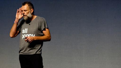 Porky Hefer at Design Indaba 2012