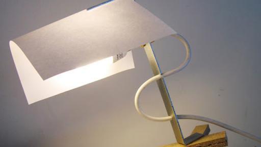 Bracket Light by Thingking