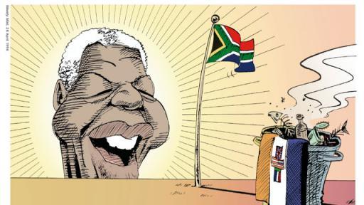 Zapiro: The Mandela Files