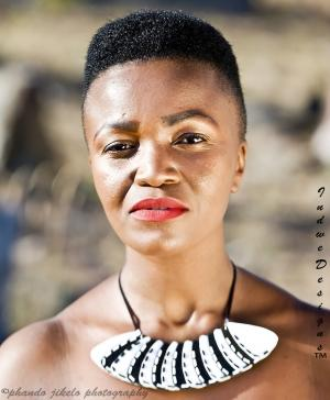 Nondwe Nyathi is a self-taught designer from Cape Town, inspired by the jewels of the African continent.