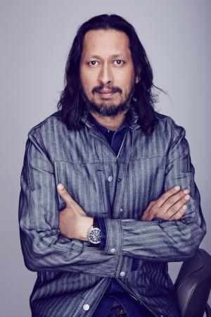 Shubhankar Ray, global brand director of G-Star RAW