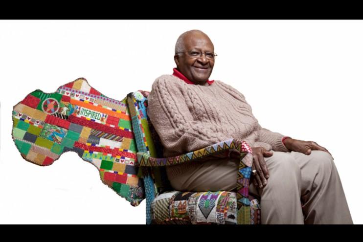 MBOISA 10: Dreams for Africa Chair by Woza Moya.