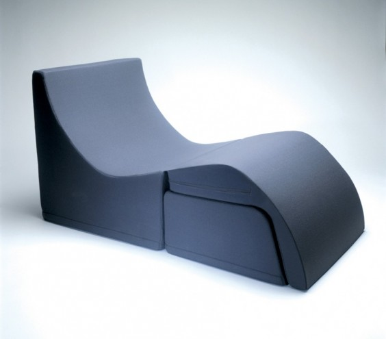 Q Chaise by Karim Rashid for Umbra