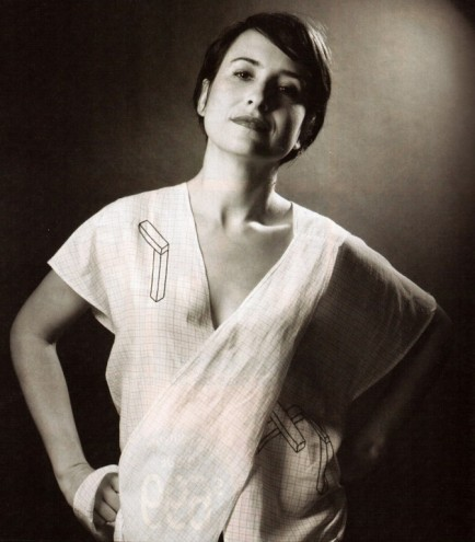 Carla Fernandez.
