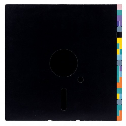 New Order – Blue Monday (1983). Album cover by Peter Saville Associates