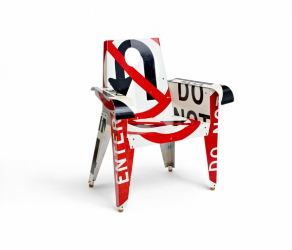 BroadWay Armchair. Photo: JW Johnson.
