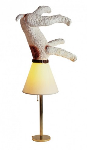 Dog Lamp. Courtesy of Karlssonwilker Inc.