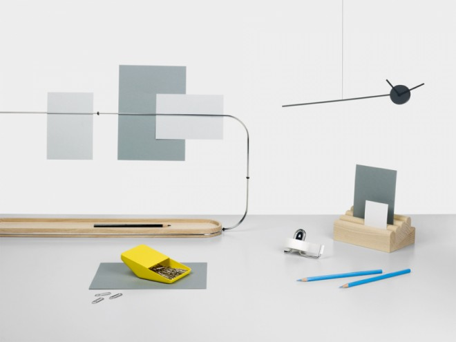 Composition by ECAL/Alessi. Photo: ECAL/Julien Chavaillaz.