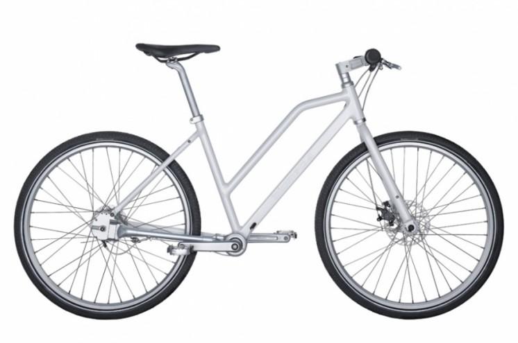 Biomega bicycle.