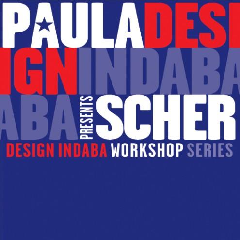 Design Indaba Workshop with Paula Scher